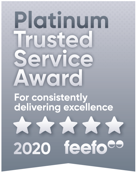 Feefo Trusted Merchant